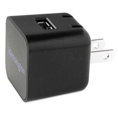 AbsolutePower 1.0 Wall Charger, Variable 1.0 Amp Port, Detachabl