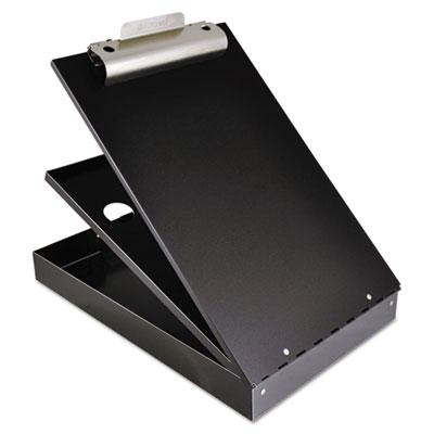 "Cruiser Mate Aluminum Storage Clipboard, 1"" Capacity, Holds 8 1/"