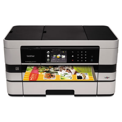 MFC-J4710DW Business Smart Wireless Inkjet All-in-One, Copy/Fax/