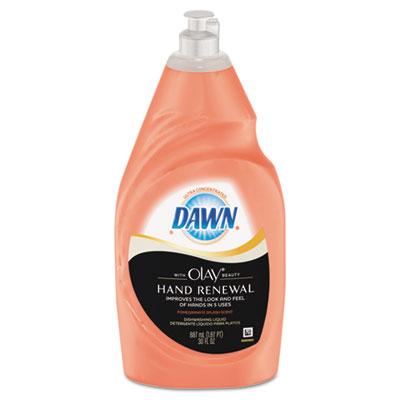 Ultra Hand Renewal Dishwashing Liquid, Olay, 30oz Bottle, Pomegr