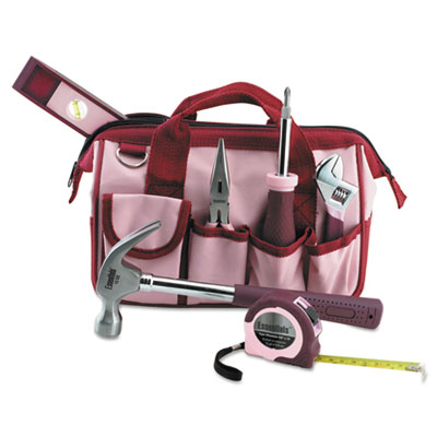 6-Piece Basic Tool Kit with Bag