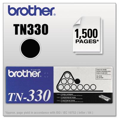 TN330 Toner, Black<br />91-BRT-TN330