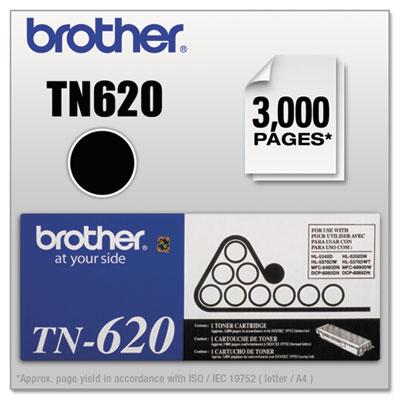 TN620 Toner, Black<br />91-BRT-TN620