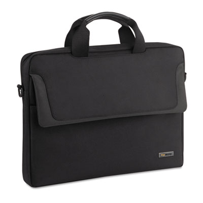 "Pro Slim Brief, 16"", 15 1/4 x 2 x 11 1/2, Black"