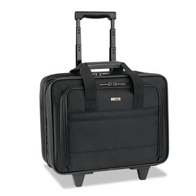 "Classic Rolling Case, 15.6"", 16 x 5 1/2 x 15, Black"