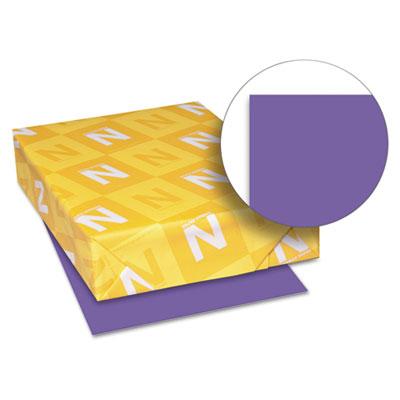Astrobrights Colored Card Stock, 65 lb., 8-1/2 x 11, Gravity Gra