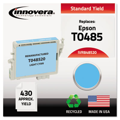 848520 Compatible, Remanufactured, T048520 Ink, 430 Page-Yield,