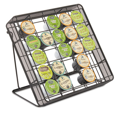 "Stand-up Hospitality Organizer, 25 Compartments, 10""w x 2""d x 11"