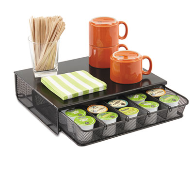 One Drawer Hospitality Organizer, 5-Compartments, 11 1/4 x 12 1/