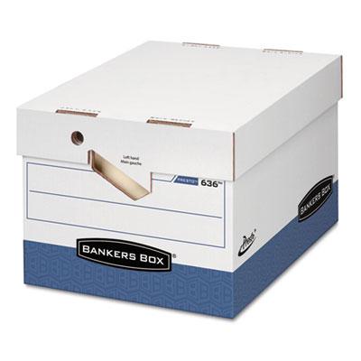 """Presto Maximum Strength Storage Box, LTR/LGL, 12"""" x 15"""" x 10"""", W"""