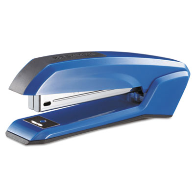 Ascend Full-Sized Desktop Stapler, 20-Sheet Capacity, Ice Blue