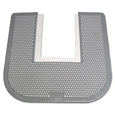 Disposable Toilet Floor Mat, Nonslip, Orchard Zing Scent, 23 x 2
