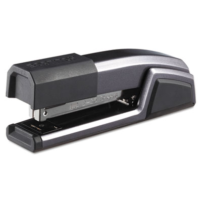 Antimicrobial Full Strip Metal Stapler, 25-Sheet Capacity, Titan