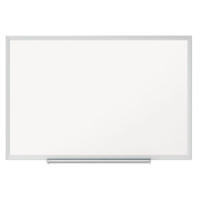Classic Magnetic Whiteboard, 60 x 36, Silver Aluminum Frame