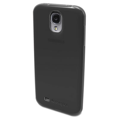 Gel Case for Galaxy 4, Gray