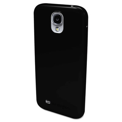Gel Case for Galaxy 4, Black