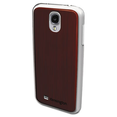 Aluminum Case for Galaxy 4, Red