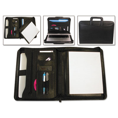 Tablet Organizer with Removable Pad Holder, 14 1/4 x 2 1/2 x 11