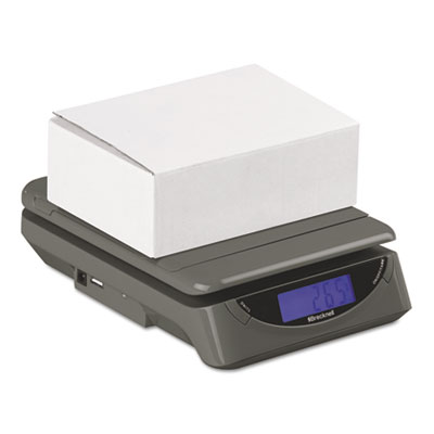 25lb. Electronic Postal Shipping Scale, Gray