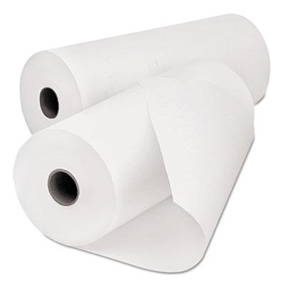 """Economical Thermal Facsimile Paper, 1/2"""" Core, 8-1/2"""" x 98 ft, 6"""