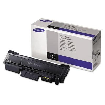 MLT-D116S (SU844A) Toner, 1200 Page-Yield, Black<br />91-SAS-SU844A