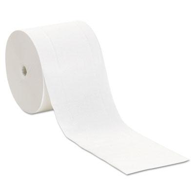 Coreless Bath Tissue, 1000 Sheets/Roll, 36 Rolls/Carton