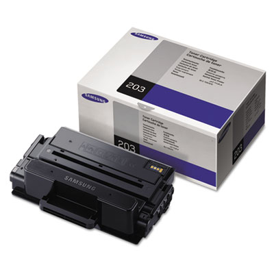 MLT-D203E (SU890A) Extra High-Yield Toner, 10000 Page-Yield, Black<br />91-SAS-SU890A