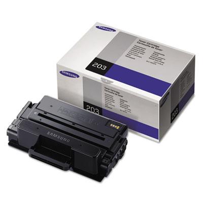 MLT-D203S (SU911A) Toner, 3000 Page-Yield, Black<br />91-SAS-SU911A