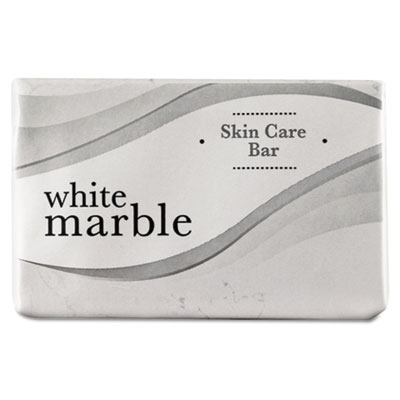Individually Wrapped Skin Care Bar Soap, Cocoa Butter, .75oz Bar