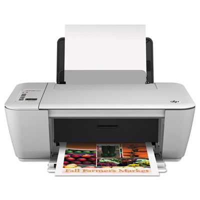 Deskjet 2540 Wireless All-in-One Inkjet Printer, Copy/Print/Scan