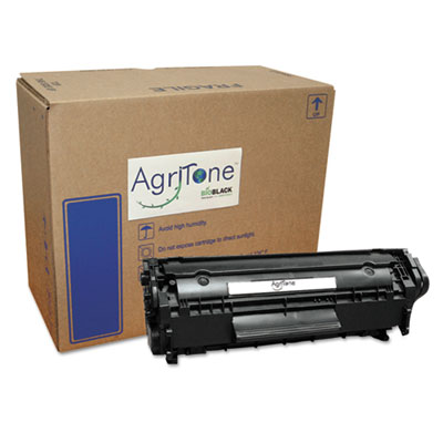 12ABIO Compatible, Remanufactured, Q2612A (12A) Toner, 2000 Page