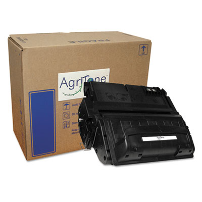 42ABIO Compatible, Remanufactured, Q5942A (42A) Toner, 10000 Pag