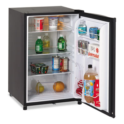 "Counter Height 4.5 Cu. Ft Refrigerator, 20 1/4""w x 21 1/2""d x 33"