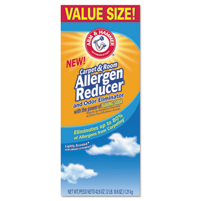 Carpet & Room Allergen Reducer & Odor Eliminator, 42.6oz Shaker