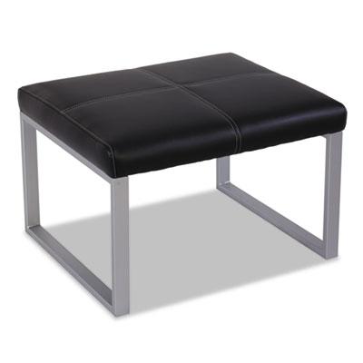 Reception Lounge Series Cube Ottoman, 26-3/8 x 22-5/8 x 17-3/8,