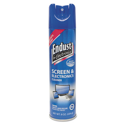 Multi-Surface Anti-Static Electronics Cleaner, 8oz Aerosol