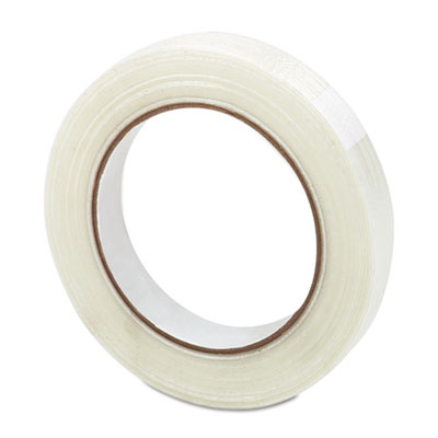 "General Purpose Filament Tape, 3/4"" x 60yds, 3"" Core"