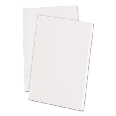 Scratch Pad Notebook, Unruled, 4 x 6, White, 100-Sheet, Dozen