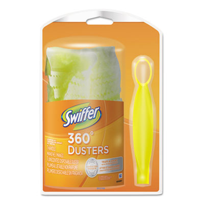 360 Starter Kit, Handle with One Disposable Duster