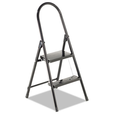 #560 Steel Qwik Step Platform Ladder, 16 7/8w x 19 1/2 Spread x