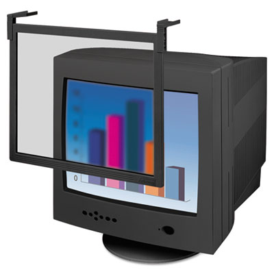 "Antiglare Monitor Filter for 16""-17"" LCD/CRT"