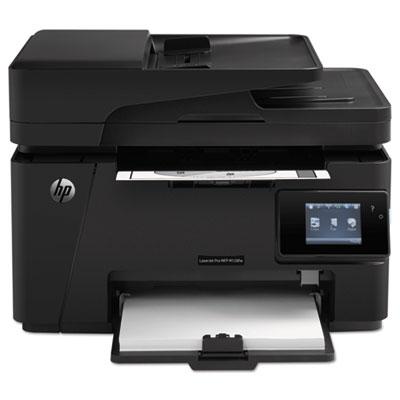 LaserJet Pro MFP M127fw Wi-Fi Multifunction Laser Printer, Copy/