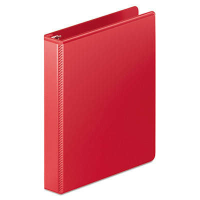 "Heavy Duty D-Ring View Binder with Extra Durable Hinge, 1"" Capac"