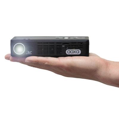 P4X Pico Projector, 1024 x 768, 95 Lumens