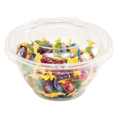 Break Bites, Assorted Fruit Flavors Candy, 17oz Bowl