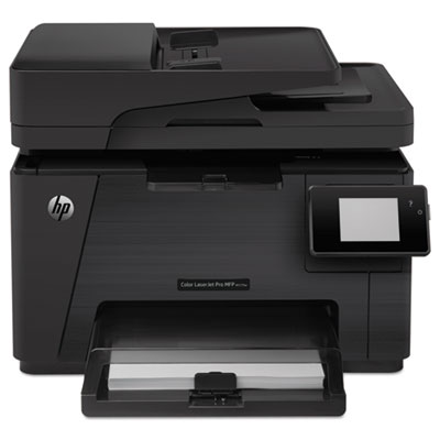 Color LaserJet Pro M177 Wi-Fi Multifunction Laser Printer, Copy/