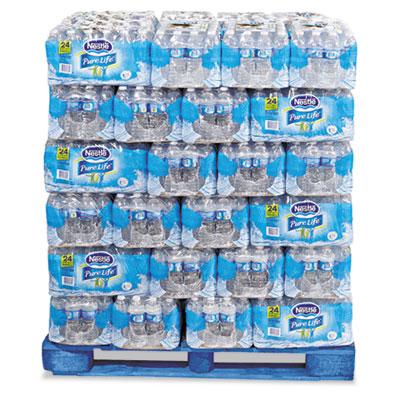Pure Life Purified Water, 0.5 liter Bottles, 24/Carton, 78 Carto