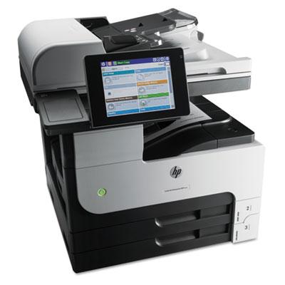 LaserJet Enterprise MFP M725dn Multifunction Laser Printer, Copy