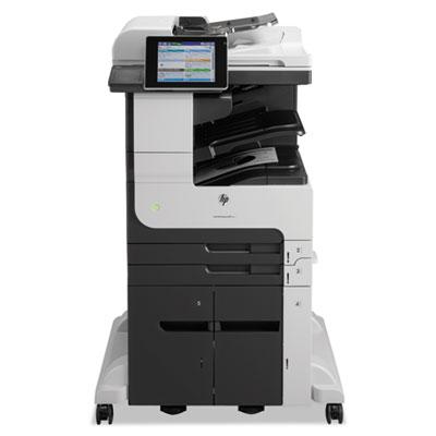 LaserJet Enterprise MFP M725z+ Multifunction Laser Printer, Copy