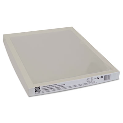 Antimicrobial Project Folders, Jacket, Letter, Polypropylene, Cl